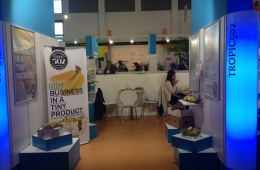 Stand en Fruit Logistica 2014