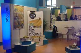 Stand at Fruit Logistica, 2014